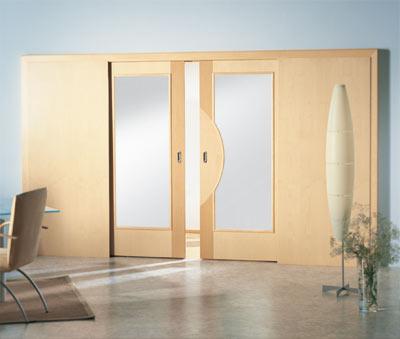 Schiebetüren für Innen - eine raumsparende Alternati