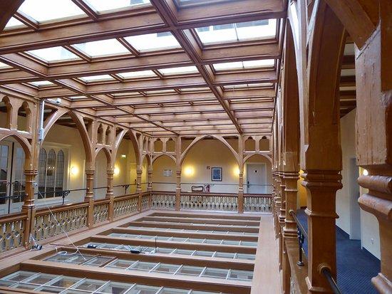 Innenarchitektur - Picture of Hotel Haus Hainstein Eisenach .