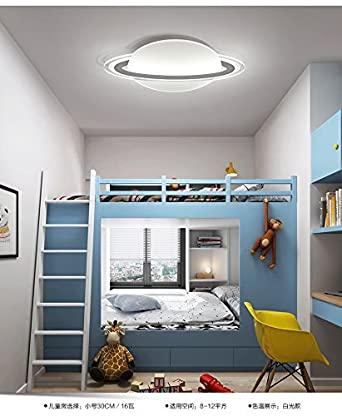 WoOnew Acryl Erde planetare Deckenlampe Kinderzimmer Schlafzimmer .