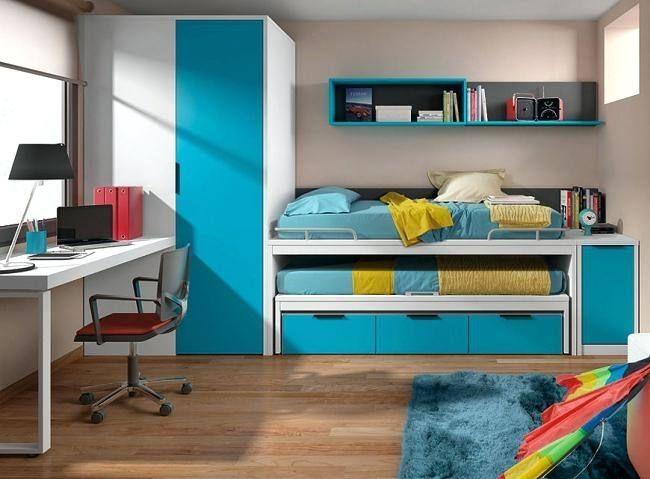 Schlafzimmer Für Jungs | Jugendzimmer, Zimmer für jungen und Junge .