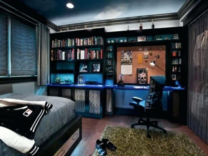 charmant, schönen Jungen Schlafzimmer design Ideen | Cool dorm .
