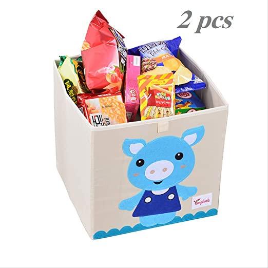 LBHHH Aufbewahrungsbox Kinder, Spielzeugkisten Und Lagerung Große .