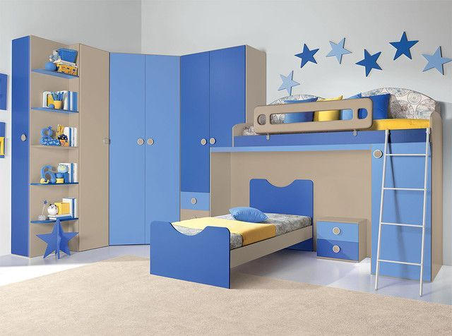 Schöne Kinder-Schlafzimmer-Sets | Kindermöbel | Kinderschlafzimmer .