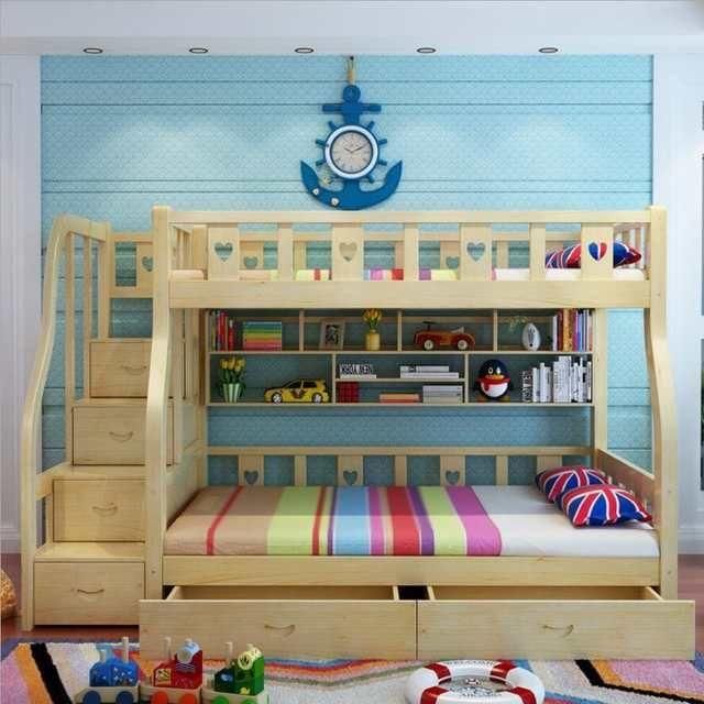 Webetop Kinder Schlafzimmermöbel Betten für Jungen und Mädchen .