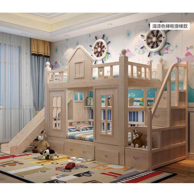 0128TB006 moderne schlafzimmermöbel für kinder prinzessin burg mit .