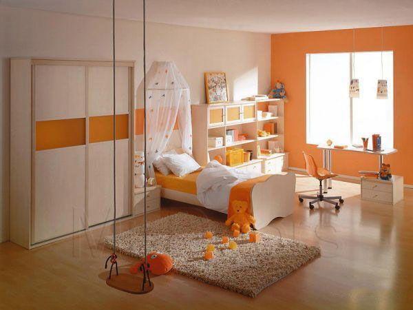 Kids Schlafzimmer Ideen: Farbe und Kinder Schlafzimmermöbel #farbe .