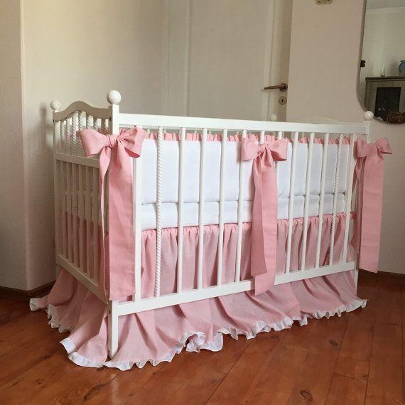 Baby Mädchen Bettwäsche-Sets, Kinderzimmer-Bettwäsche-Set .