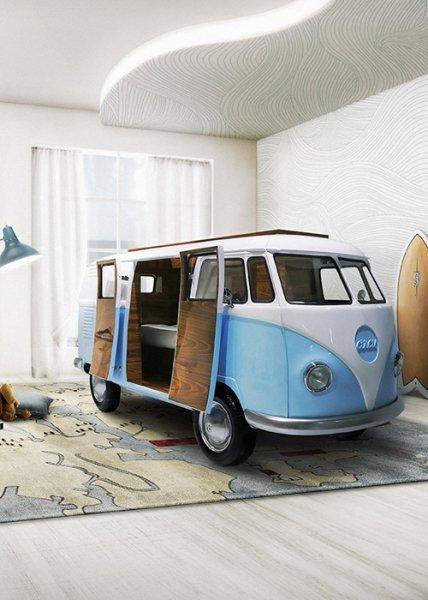Süsse Träume: die verrücktesten Kinderbett