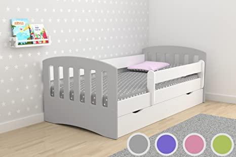 Kocot Kids Kinderbett Jugendbett 80x160 80x180 Grau mit .
