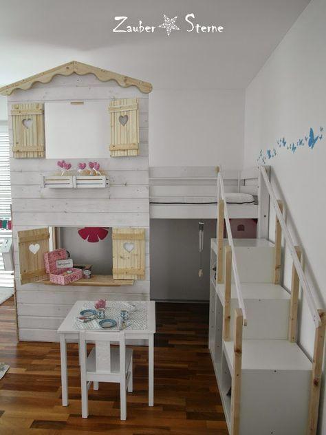 Ikea Hack: Traumhafte Kinderbetten der Marke Eigenbau   Kinder .