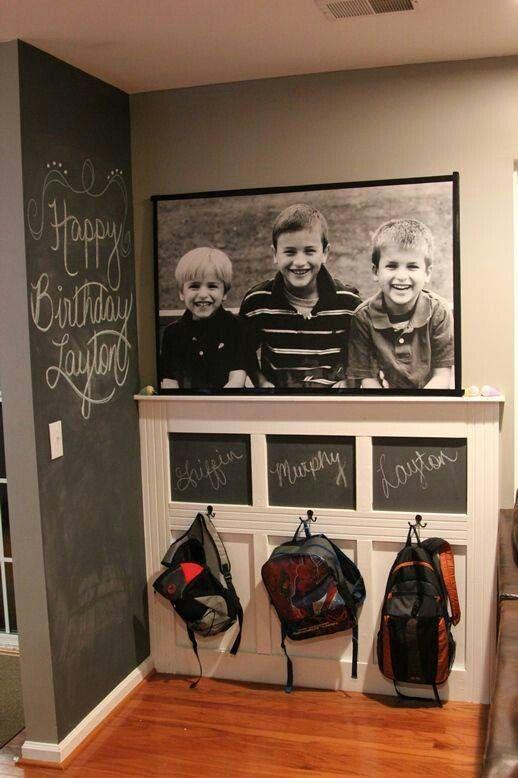 40 Smart Tricks To Keep Your Kids Organized | Einrichtungsideen .