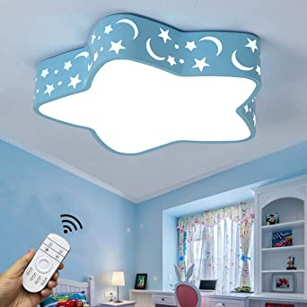 Style home 36W LED Deckenlampe Kinderlampe volldimmbar mit .