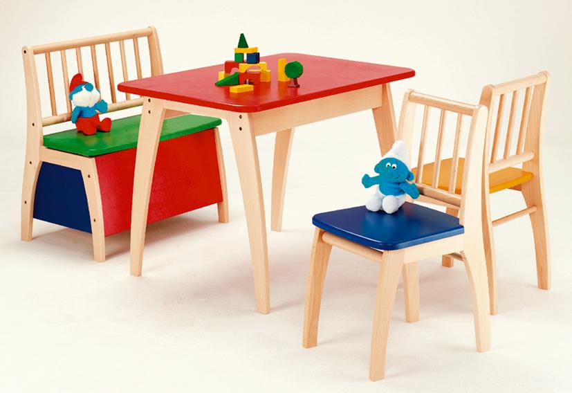 Geuther Kindermöbel-Set Bambino 2016 bunt - Buy at kidsroom   At Ho