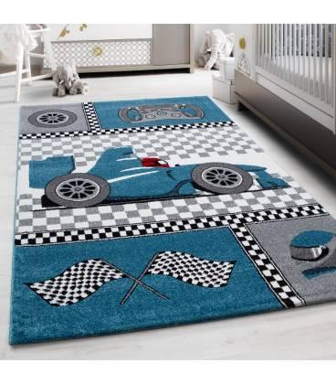 Children's Rug Carpet with motives Kids 0460 Bl