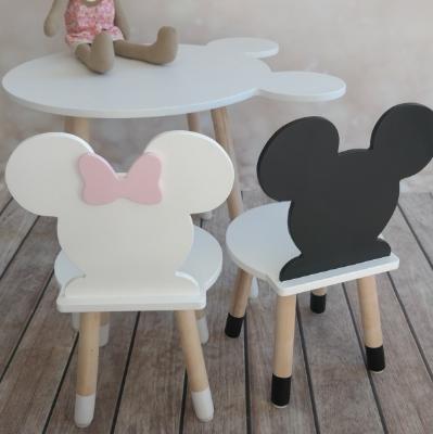 Kindertisch und Stühle Mickey online kaufen in der kinderspielewelt.