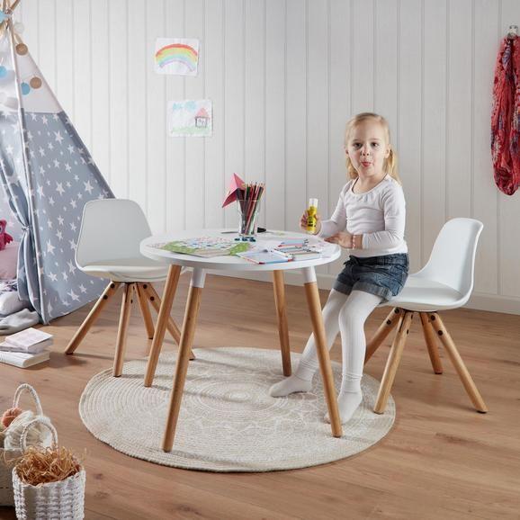 Kindertisch aus Eiche Teilmassiv in 2020 | Kindertisch .
