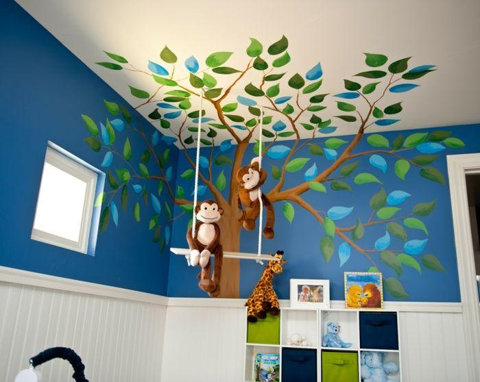 44 Beispiele, die das Kinderzimmer gestalten kinderleicht machen .