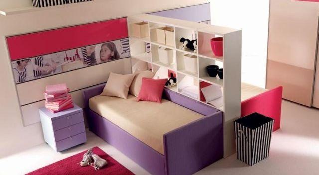 Raumteiler für Kinderzimmer – 25 Ideen zur Raumaufteilung | Girl .
