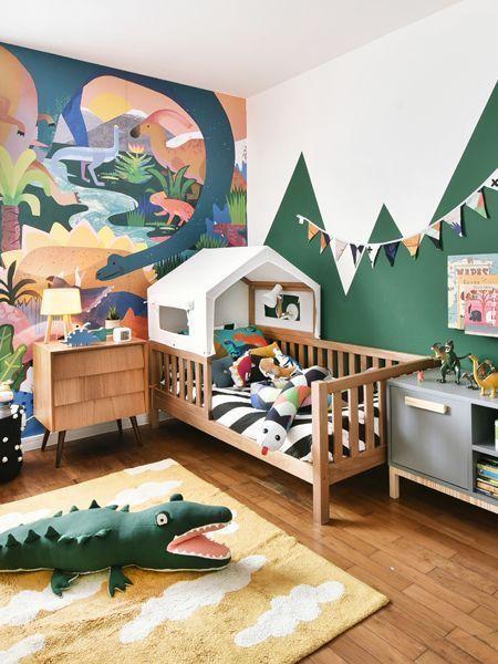 Kinderzimmer Ideen (With images) | Kids room inspiration, Kid room .