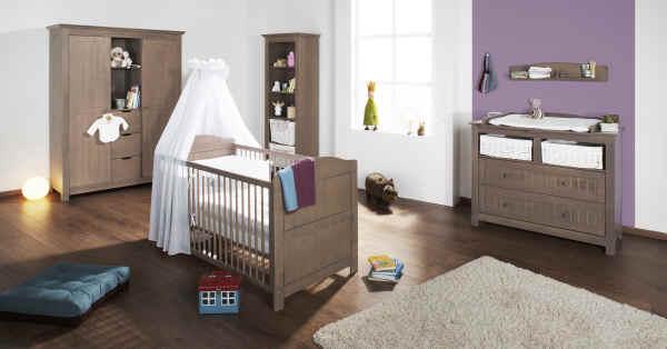 Pinolino Kinderzimmer Jelka, Fichte graubraun - Buy at kidsro