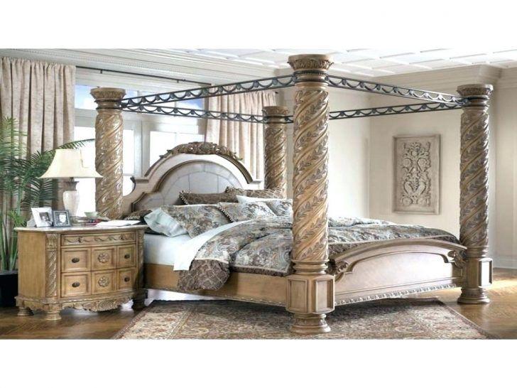 ausgezeichnete Luxus Himmelbett   Canopy bedroom sets, Bedroom .