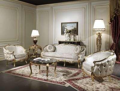 Luxury classic Venezia living room set, #Classic #living #Luxury .