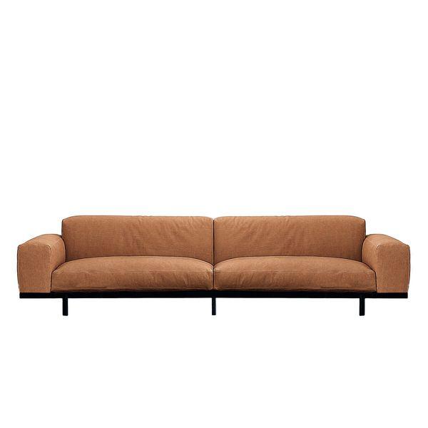 Klassisches Ledersofa 'Naviglio' | Furniture in 2019 | Sofa .