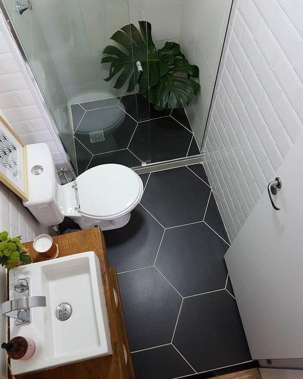 40+ Perfekt kleine Badezimmerideen mit minimalistischen .