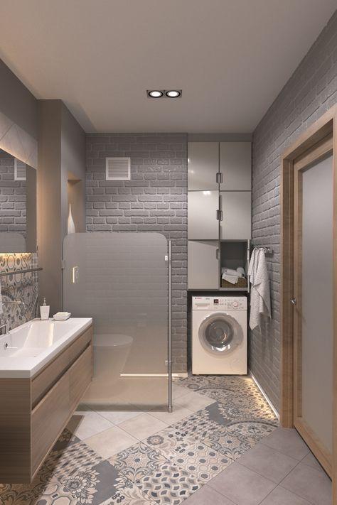 25+ Kleine Badezimmerideen Optimieren Sie den Raum Ihres Hauses .