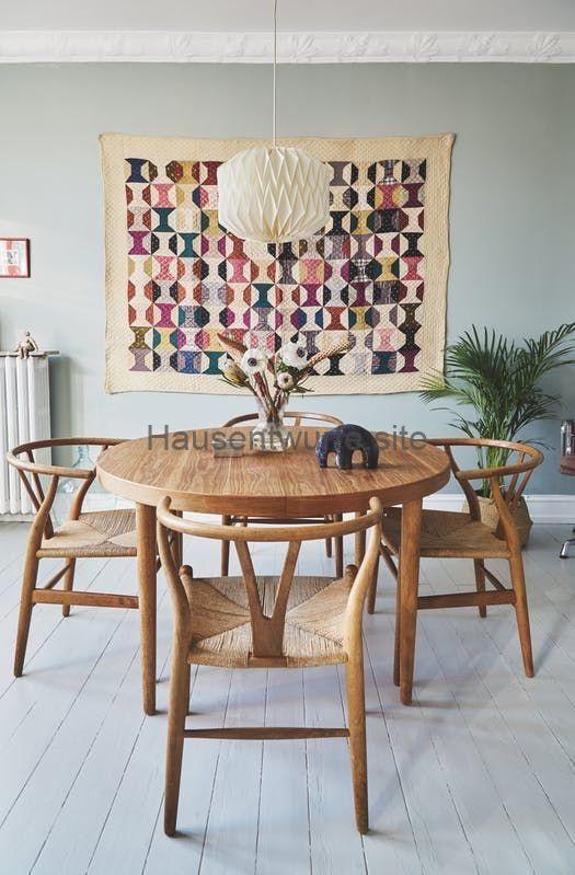 Haus Designs- Cecilias Esszimmer war zu wertfrei geworden – sehen .