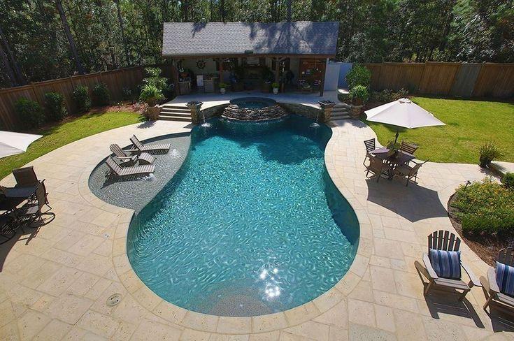42 Die besten Design-Ideen für Pool-Lounge-Stühle #besten #design .