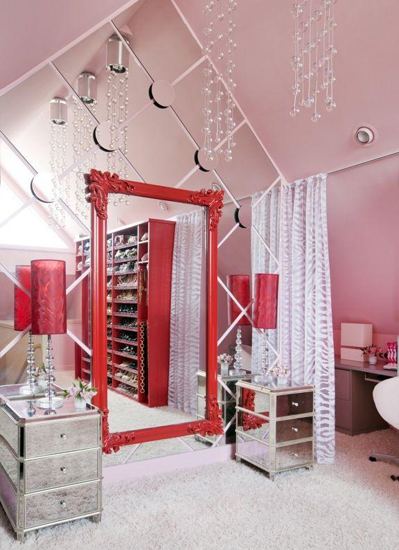 Coole Teenager Zimmer Ideen Mädchen | Teenager zimmer, Haus und .