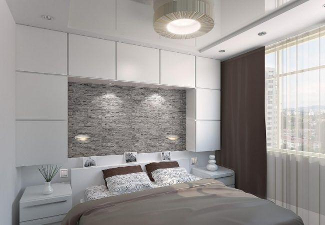 30 kleine Schlafzimmer, die modern und kreativ gestaltet sind .