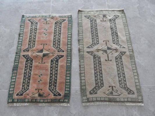 Kleine Teppiche, 1960er, 2er Set bei Pamono kauf