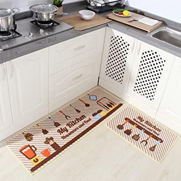 Amazon.de: SHOBSBUGSLDIF Teppiche Fallen Decken küche teppiche mit .