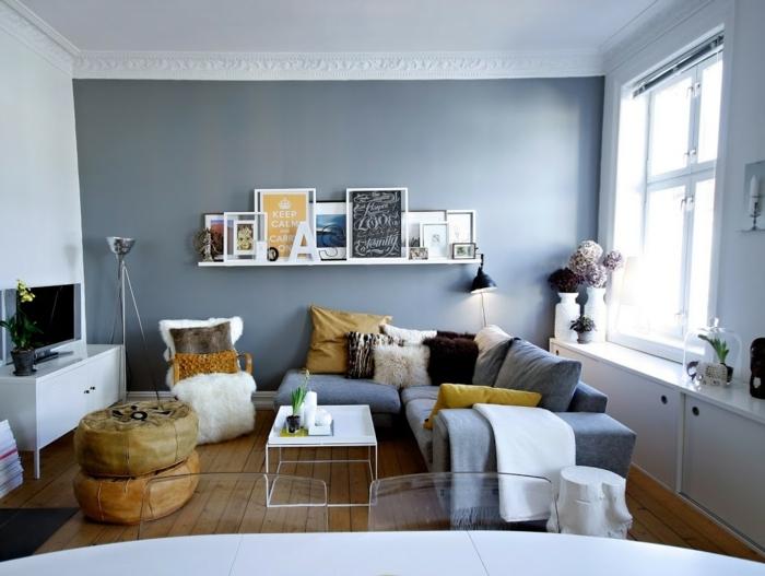 ▷ 1001 + Wohnzimmer Ideen für kleine Räume zum Entlehn