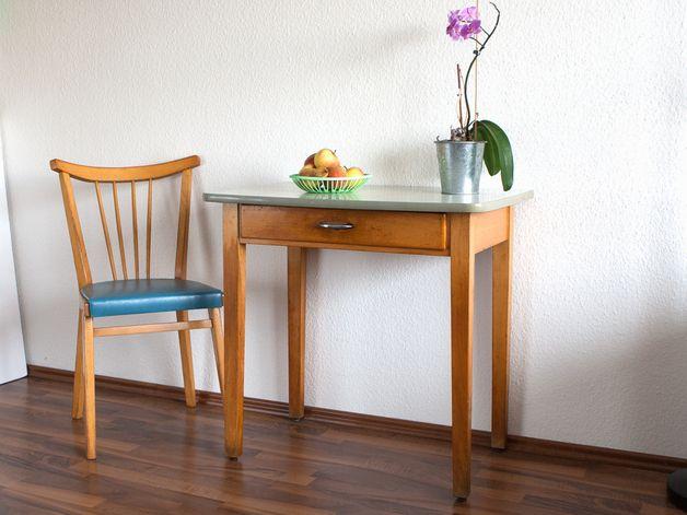 Kleiner Küchentisch, Tisch, 50er Jahre, 60er | Kleiner küchentisch .