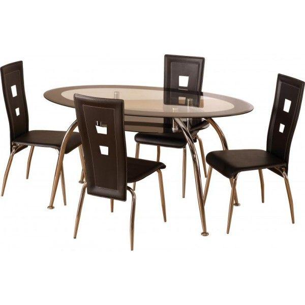 Kleiner Esstisch Mit 4 Stühlen #Esszimmerstühle | Esstisch stüh
