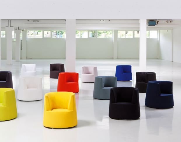 Kleine Sessel für kleine Räume - [SCHÖNER WOHNE