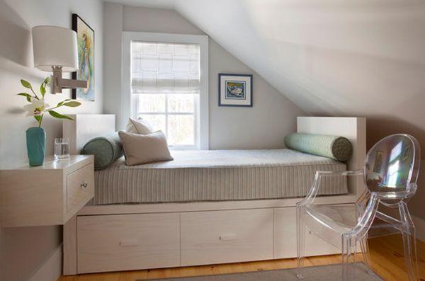 Kleine Schlafzimmer kreativ gestalten- 45 zeitgenössische Ideen .