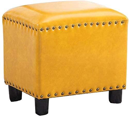 Kleiner Stuhl mit Ottomane