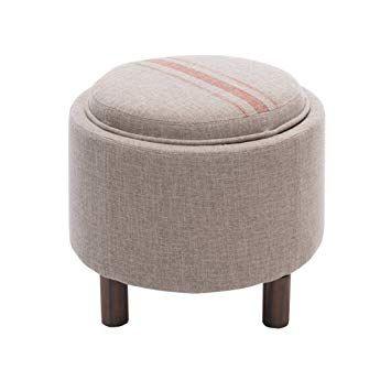 Pflege und Pflege des kleinen Stuhls mit Ottomane | Stühle .
