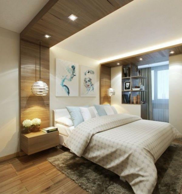 Kleines Schlafzimmer modern gestalten - Designer Lösungen   Dream .