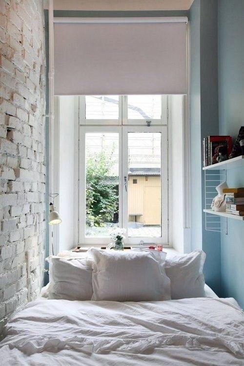 kleines Schlafzimmer dekorieren tricks (mit Bildern .
