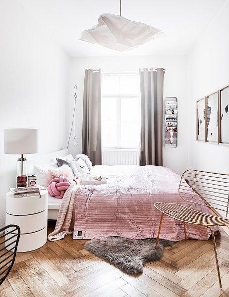 Kleines Schlafzimmer Sessel