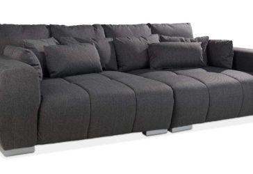 Dekoratives kleines Schnittsofa mit Liege   Sofa, Couch und .