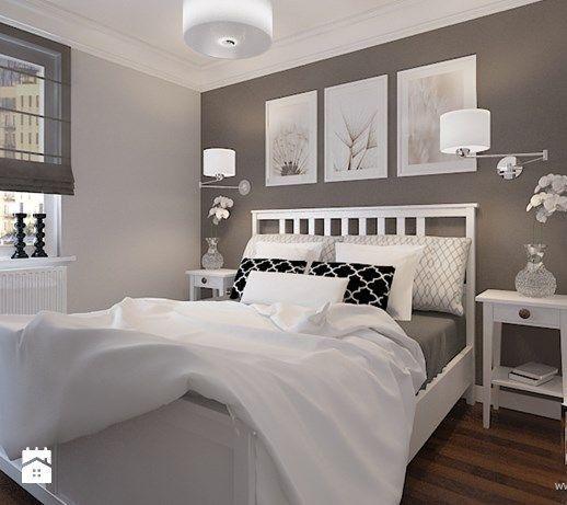 Kleines Gast-Schlafzimmer, das Ideen verziert   Schlafzimmer .