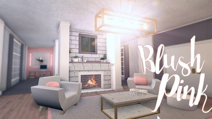 Bloxburg: Blush Pink Room 30K. Small Living Room Decorating Ideas .