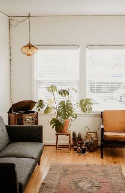 Kleines Wohnzimmer das Ideen verziert