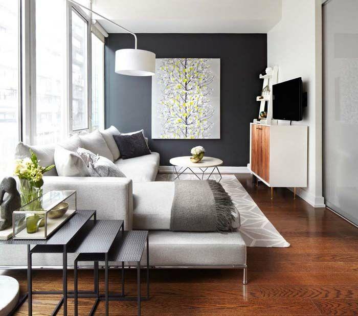 Kleines Wohnzimmer einrichten - 57 tolle Einrichtungsideen für .